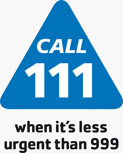 NHS 111 icon