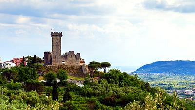 Castelnuovo Magra - Burton Latimer's twin town in Italy