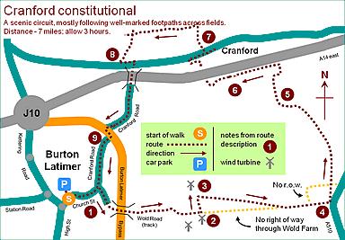 Cranford Constitutional