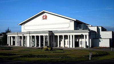 Demontfort Hall, Leicester