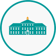 Historic house icon