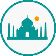 Indian restaurants icon