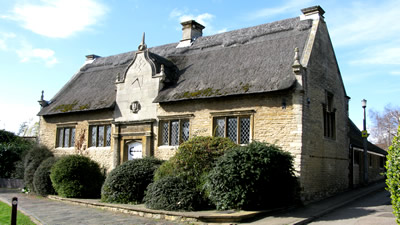 Burton Latimer landmarks - Jacobean House