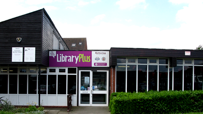 Burton Latimer library