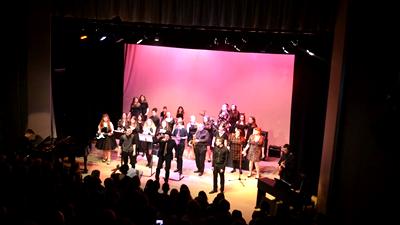 The Masque Theatre, Latimer Arts College