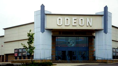 The Odeon Cinema, Kettering
