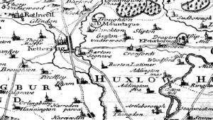 Burton Latimer history - early days