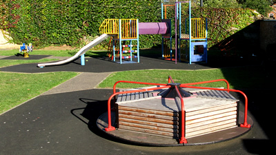 Children's playgrounds in Burton Latimer