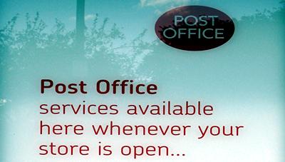 Burton Latimer postal services