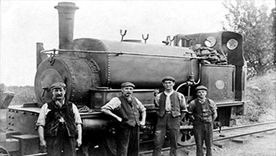 Burton Latimer history - ironstone quarrying