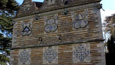 Triangular Lodge, Rushton