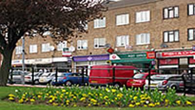 Burton Latimer shops