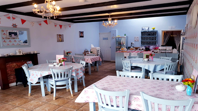 The Tea Room, Burton Latimer