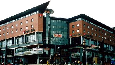 Vue Cinema, Northampton
