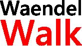 Waendel Walk logo