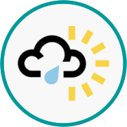 Weather link icon
