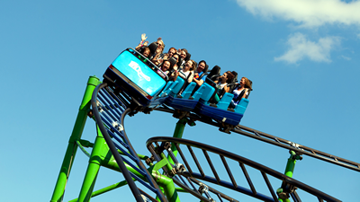 Wicksteed Park, Kettering
