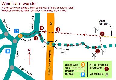 Windfarm Wander