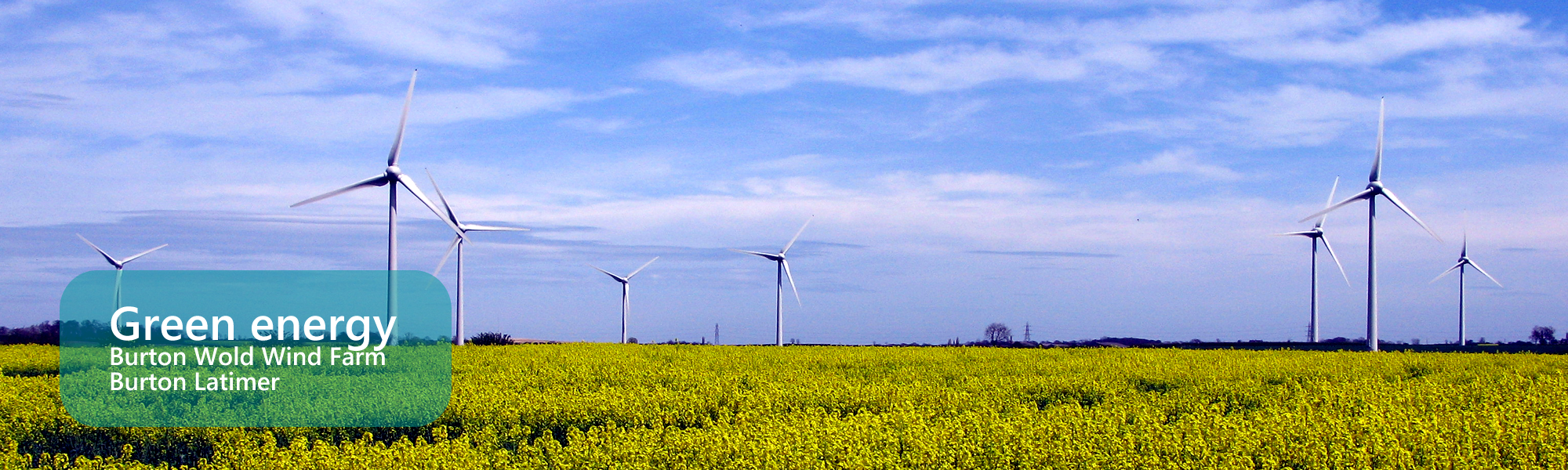 Burton Wold Wind Farm