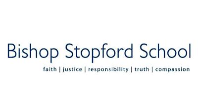 Bishop Stopford School logo