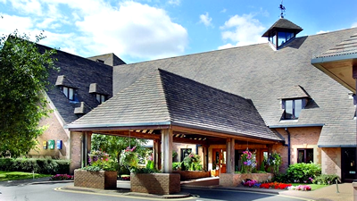 Kettering Park Hotel - near Burton Latimer