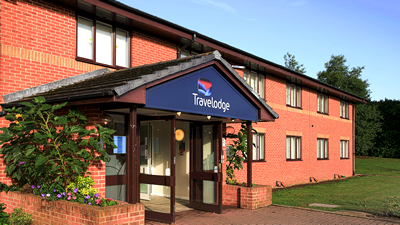 Travelodge on A14 near Burton Latimer