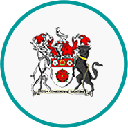Northants County Coucil crest